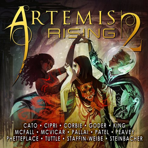 Artemis Rising II poster